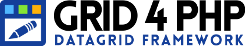 Grid 4 PHP Framework Logo